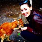 Photos of Adrienne in Australia!
