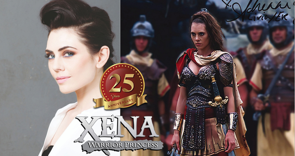Message from Adrienne To The Fans About Xena's 25th Anniversary!