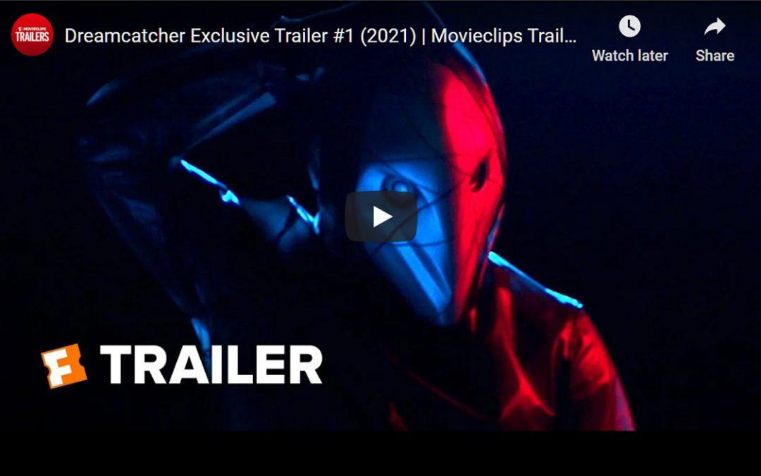 Dreamcatcher Trailer Featuring Adrienne as Josephine!