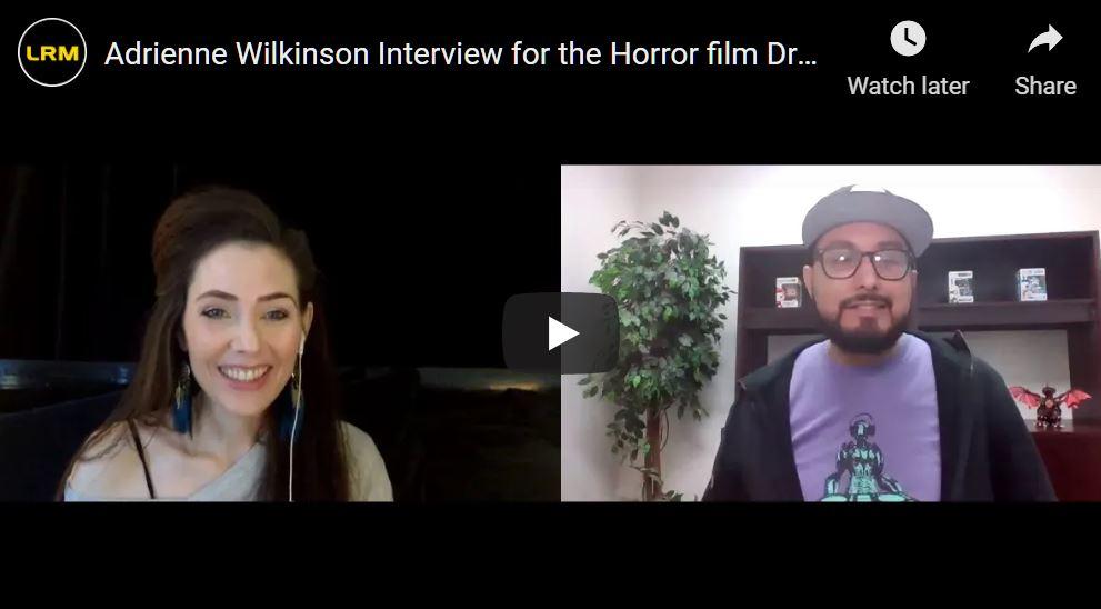Video: LRM Online Interviews Adrienne About Dreamcatcher