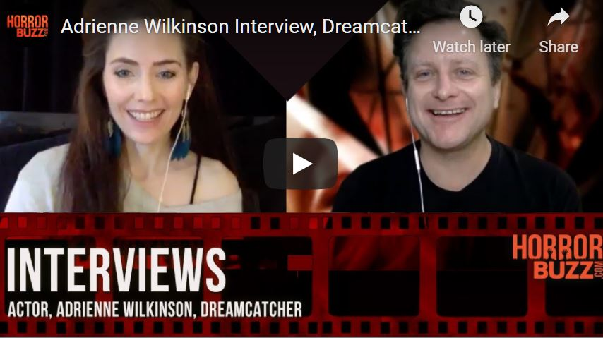 Video: Interview with Horror Buzz